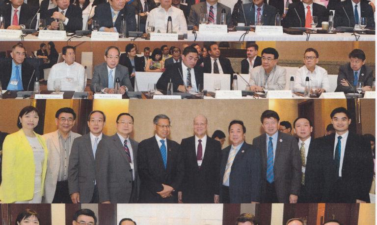 商總施文界率領同仁應邀參加 馬來西亞貿工部長推介圓桌會