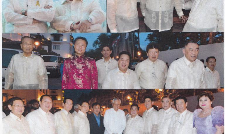商總聯合菲華團體慶獨立節 總統及趙大使重申友誼不變