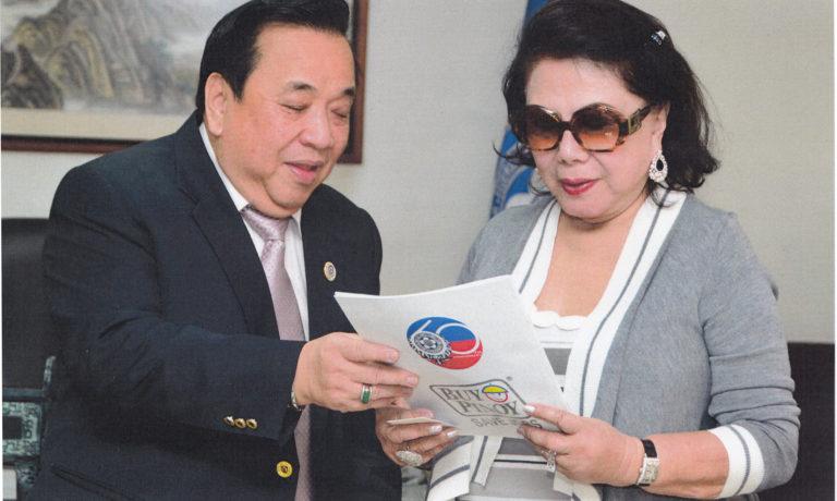 市長夫人親臨商總 籌募腎病醫療基金