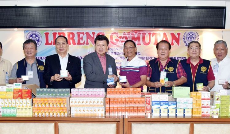 Turnover of Medicines for Medical Mission in Nueva Ecija