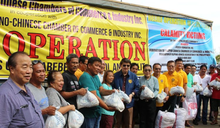 Relief Operation for Flood Victims in Pampanga