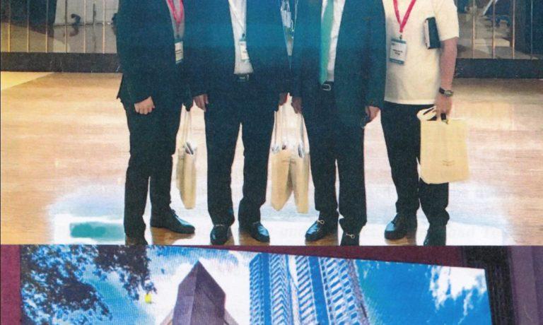 菲律賓ARANGKADA舉辦論壇 商總領導應邀參加共同探討