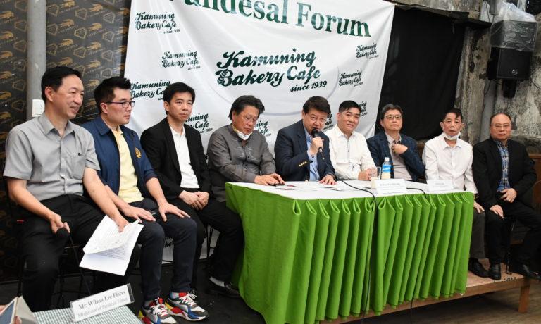 Filipino-Chinese groups donate P100M to fight COVID-19